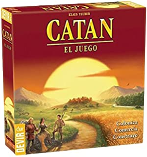 Devir - Catan Plus, juego de mesa (BGCATPLUS): Amazon.es: Juguetes y juegos