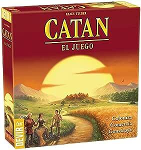 Catan by Devir