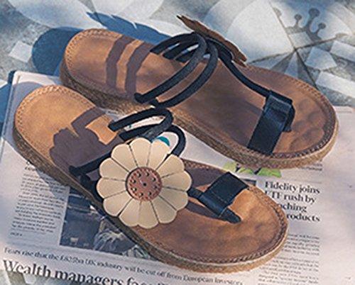 Boh Femme Plage Belle De Chaussures Aisun wBqTxgg
