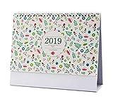 Beautiful Scenery 2019 Calendar Office/School/Home Supplies,A03