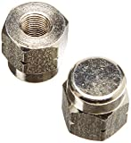 Tacx Axle Nuts for Non-Q/R Wheels 3/8 inch
