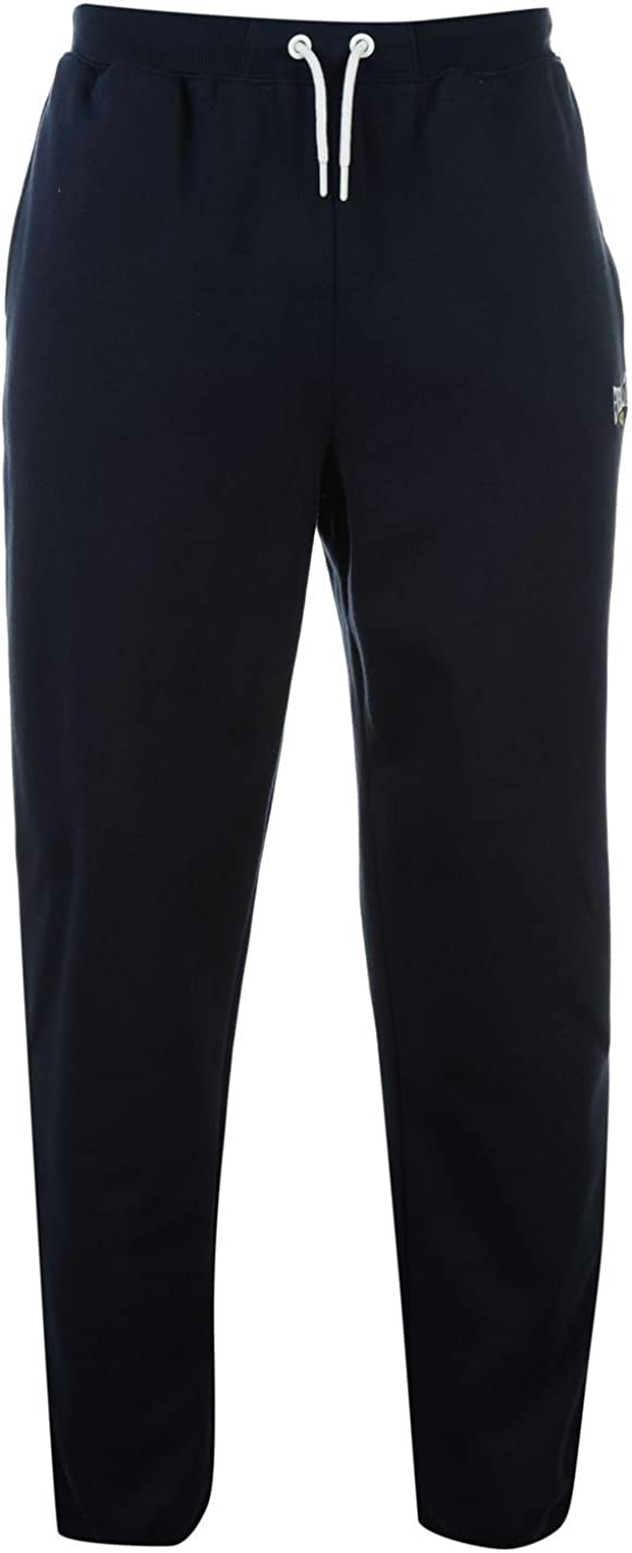 Everlast para hombre (algodón entrenamiento Jogging pantalones de ...