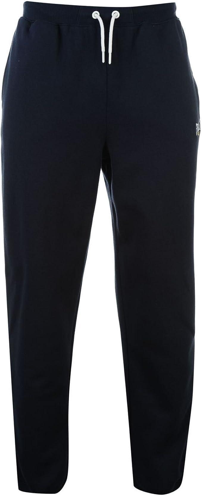 Everlast para hombre (algodón entrenamiento Jogging pantalones ...