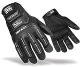 Ringers Gloves 143-11 X-Large Black Split-Fit Air