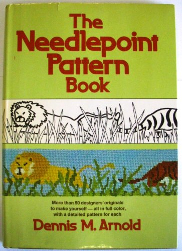 The Needlepoint Pattern Book