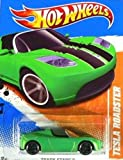 Hot Wheels 2011 - Tesla Roadster 67 244. Track Stars. 1:64 Scale.