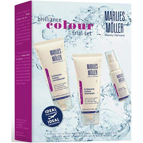 Marlies Möller Brilliance Colour Trial Set - Edition Limitee!