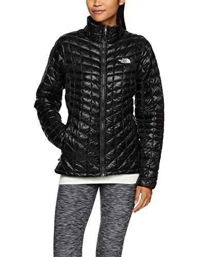 The North Face Women's Thermoball Full Zip Jacket, TNF Black, MD