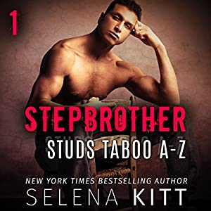 Stepbrother Studs: Taboo A-Z Boxed Set, Volume 1 Audiobook