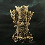 Tree Spirit Statue Wiccan Backflow Incense Burner Witchcraft Figure Figurine by Seven Secrets