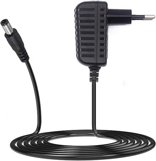 Cargador Adaptador de 13V para la depiladora eléctrica Philips Norelco Satinelle HP2843, HP6401, HP6403, HP6408, HP6501, HP6501: Amazon.es: Electrónica