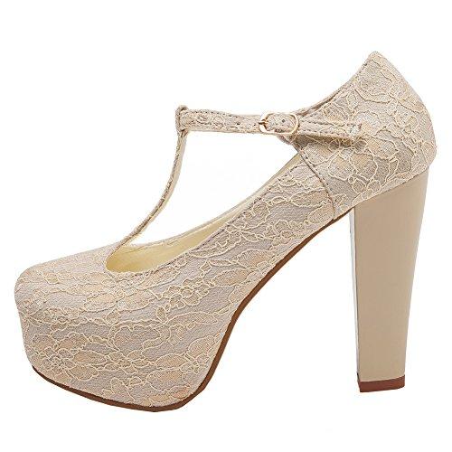 donna Strap alla caviglia Marfil GetmorebeautyUpdate marfil UtdxwCq8