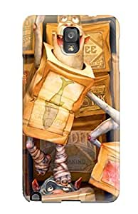 Fashion Design Hard Case Cover/ WYANPxH4407EljQy Protector For Galaxy Note 3