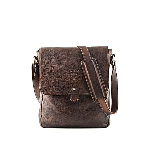 TRIBE AT WORK CROSSBODY BAG WITH FLAP cod.AVXG1R005BW