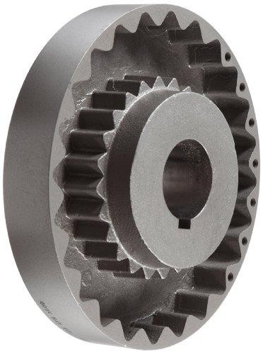 MARTIN 11S 2 Quadraflex Coupling Flange, Cast Iron, Inch,...