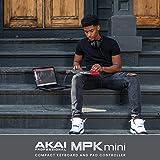 AKAI Professional MPK Mini MK3 | 25 Key USB MIDI
