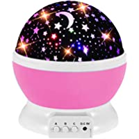 Toys for 3-12 Year Old Girls, CYMY Star Projector Night Light for Kids Toys for 3-12 Year Old Boys Christmas Gifts for 3-12 Year Old Boys Girl Birthday Present Babies Bedroom Lights