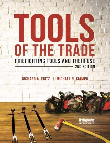 Tools Of The Trade Firefighting Tools And Their Use [Fritz, Rich] (Tapa Blanda)