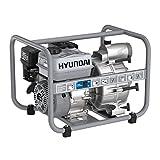 """Hyundai HWT370 3"""" Gas Powered 7 HP 212cc Trash Pump"""