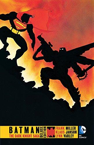 Batman: The Dark Knight Saga: Deluxe Edition (Batman: The Dark Knight (Batman The Dark Knight Returns Comic)