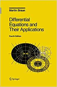 Martin braun differential equations and their applications pdf