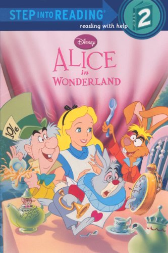 Disney Alice In Wonderland (Turtleback School & Library Binding Edition) (Step into Reading, Step 2) pdf