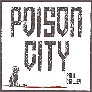 Poison City Audiobook