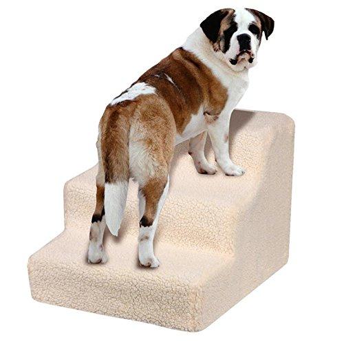Beyondfashion Beyondfashion Beyondfashion Pet Cat Dog Little older Doggy 3 gradini scale con morbido peluche lavabile copertura e6f01c