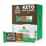 Munk Pack Pumpkin Seed Cinnamon Almond Keto Nut