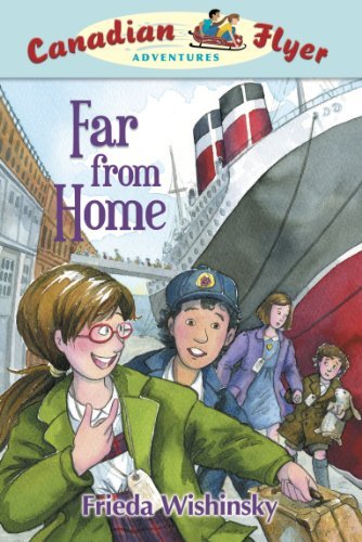 Read Online Canadian Flyer Adventures #11: Far from Home pdf