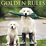 Golden Rules 2018 Calendar: Virtues of the Canine Character
