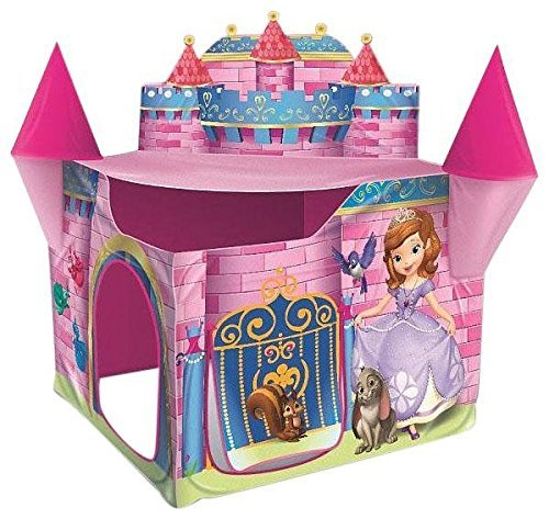 Fold Playhut (Playhut Sofia The First Princess Castle Tent)