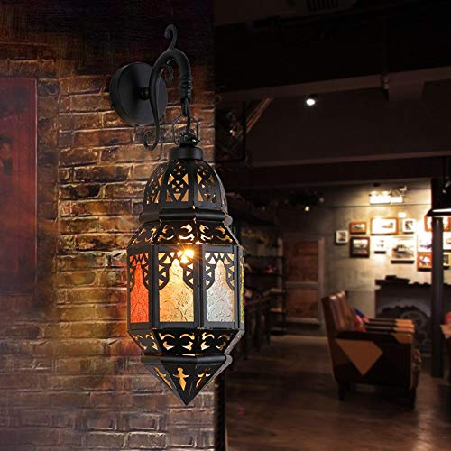 Moroccan Outdoor Wall Lamps in US - 9