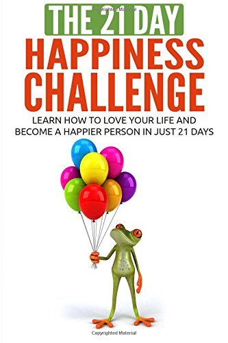 21 Day Happiness Challenge happier Challenges product image