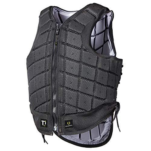 TITANIUM Ti22 Childrens Body Protector Regular Back (Medium)