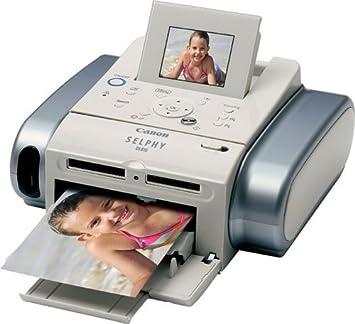 Canon Selphy DS810 - Impresora: Amazon.es: Informática
