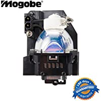 Mogobe NP07LP Compatible projector lamp with housing Fit for NEC NP300/ NP400/ NP410W/ NP500/ NP500W/ NP500WS/ NP510W/ NP510WS/ NP600/ NP600S/ NP610/ NP610S projector