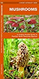 Mushrooms: A Folding Pocket Guide to Familiar North American Species (Pocket Naturalist Guides)