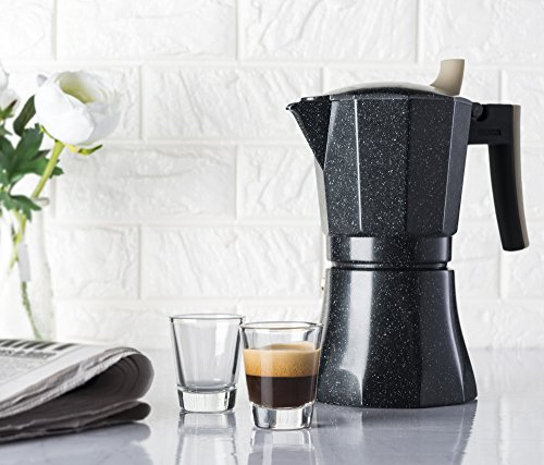 stove top espresso machine instructions