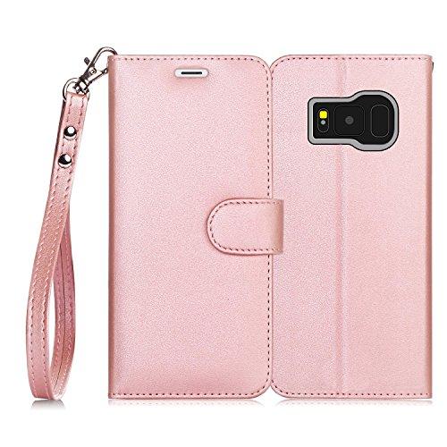 samsung s8 rfid wallet case