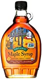 Coombs Family Farms Maple Syrup, Organic Grade A, Dark Color, Robust Taste, 12oz