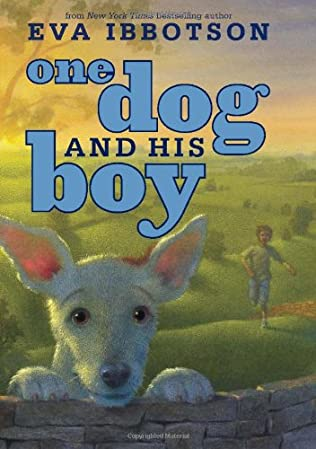 book cover of One Dog and His Boy