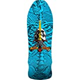 Powell-Peralta Skateboard Deck GEEGAH SKULL AND SWORD Blue 9.75'' x 30''