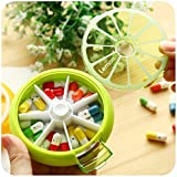 Yosoo-Portable-Rotating-Pill-Box-7-Day-Medicine-Vitamins-Container-Storage-Dispenser-Cute-Fruit-Style