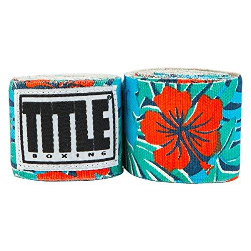 - TITLE Print Mexican Style Hand Wrap, Hawaiian, 180