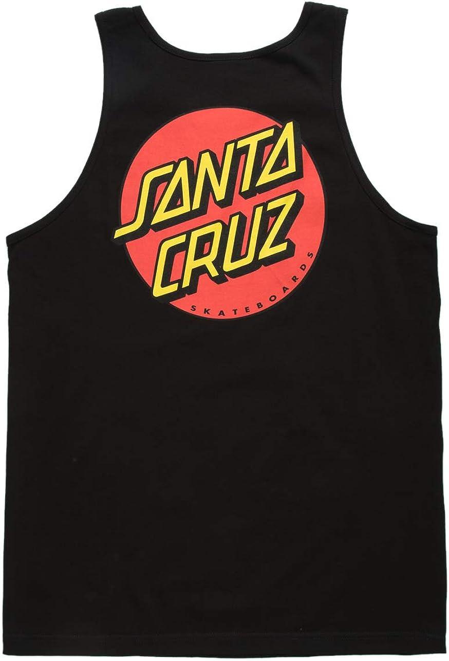 Santa Cruz Men's Classic Dot Tank