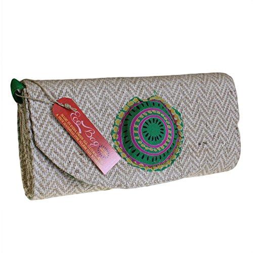 ecobag-03–verde di seta e borsetta in juta