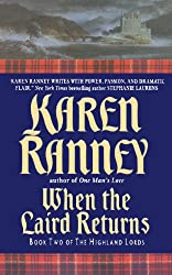 When the Laird Returns: Book Two of The Highland Lords