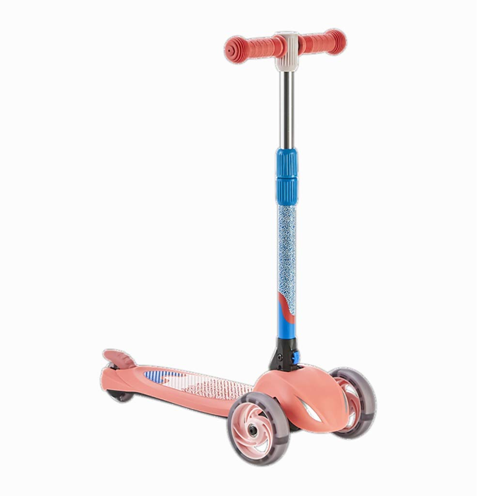 子供のスクーター2-6歳、折りたたみ式点滅ホイールスクーター   B07RBJ81LV, カミカワマチ:ddd65d27 --- sessaoretro.com.br