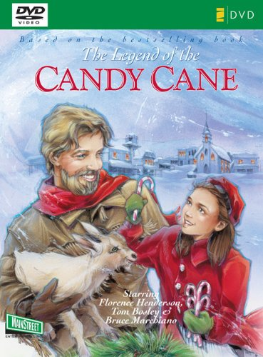 Legend of the Candy Cane Lifeway: The Inspirational Story of Our Favorite Christmas Candy